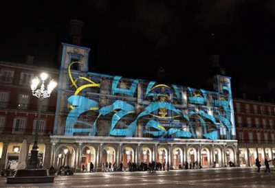 Plaza Mayor Video Mapping
