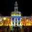 Zilele Aradului - 3D video mapping