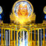 Video mapping on Berlin Cathedral